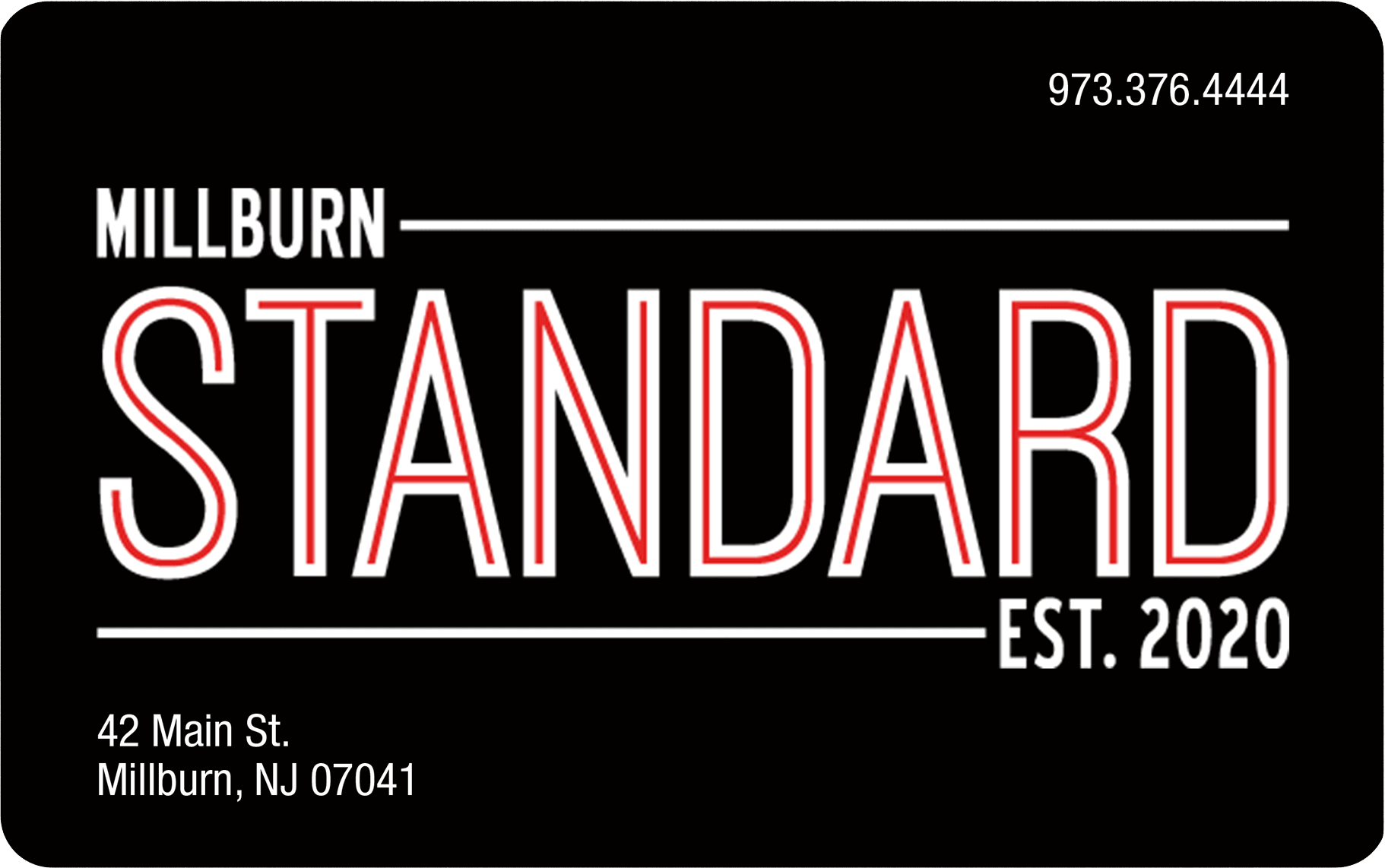 StandardGiftCard